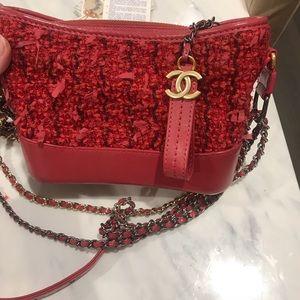 Women s Chanel Tweed Bag on Poshmark 60b607af8f